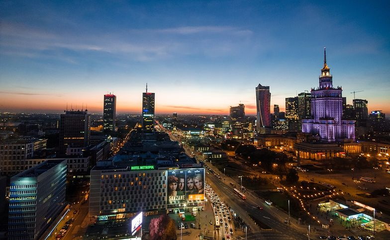 Szykuje się drogowy paraliż w Warszawie. Tych ulic unikaj
