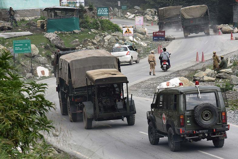 Incydent na granicy atomowych mocarstw. Doszło do walk z siłami Chin