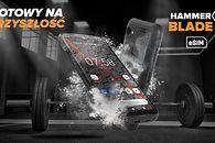 HAMMER Blade 3 — premierowy debiut smartfona z aparatem 48 Mpix i eSIM