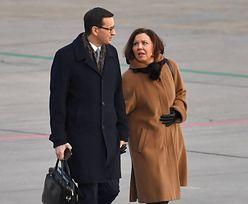 Walentynki Morawieckich. Tak święto zakochanych spędzał premier i jego żona