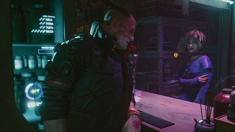 Cyberpunk 2077 na Xbox Series X z 60 FPS. Dwa tryby grafiki