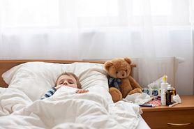 Opieka nad chorym dzieckiem krok po kroku