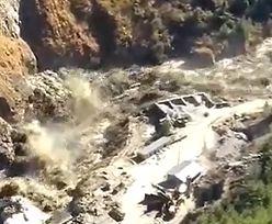 Katastrofa w Himalajach. Mogło zginąć nawet 150 osób. Nagrania porażają