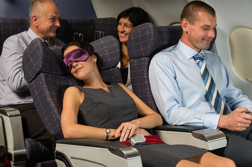 Podróż samolotem w ciąży