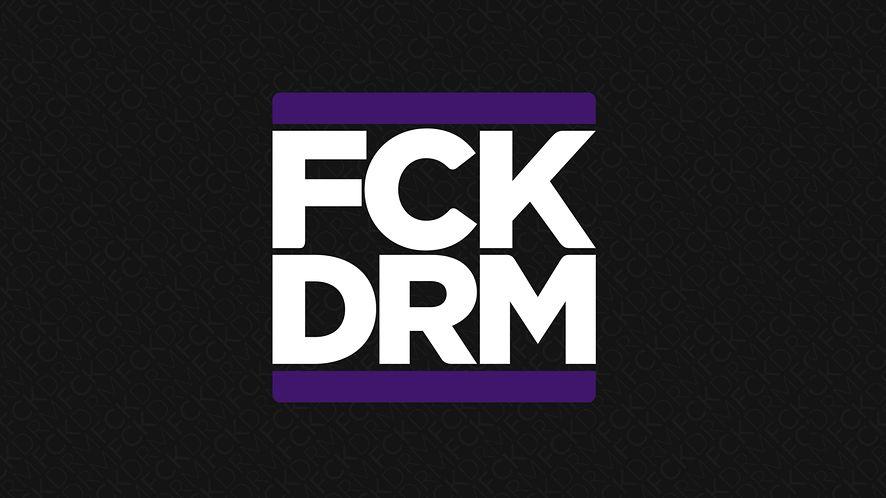 FCK DRM: Sklep z grami GOG.com promuje wolność od DRM i uczy o wadach zabezpieczeń