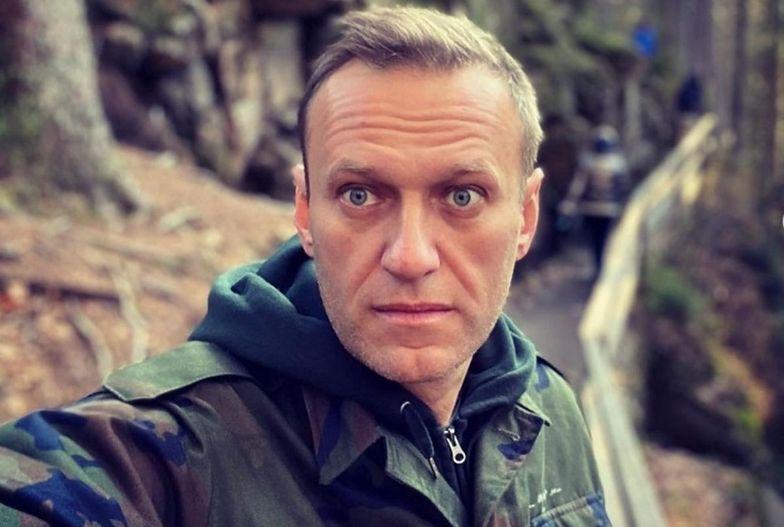 """Żona widziała się z Nawalnym. """"Martwię się o niego jeszcze bardziej"""""""