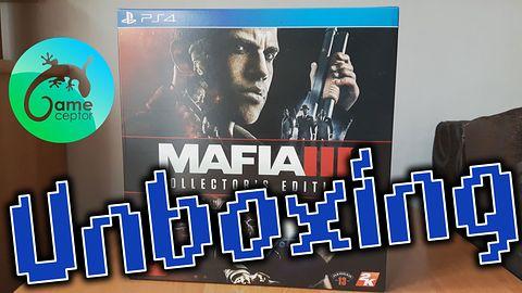 Mafia III Edycja Kolekcjonerska PS4 - Unboxing