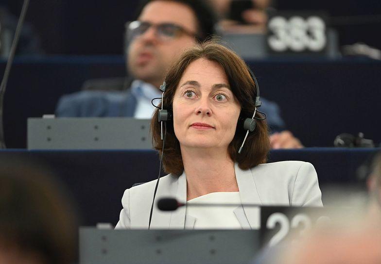 Katarina Barley komentuje reformę wymiaru sprawiedliwości w Polsce.
