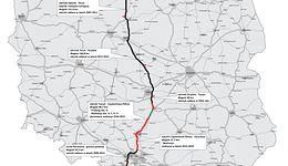 Autostrada połączy północ z południem Polski. Przetarg w szybkiej wersji