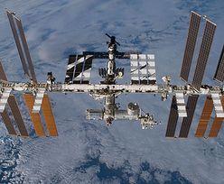 Awaria na Międzynarodowej Stacji Kosmicznej. Problem jest poważny