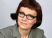 Małgorzata Kuczewska-Łaska, prezes Przewozów Regionalnych