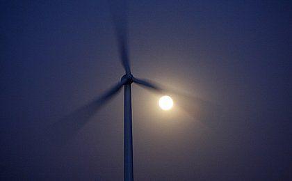 Pikieta ws. elektrowni wiatrowych
