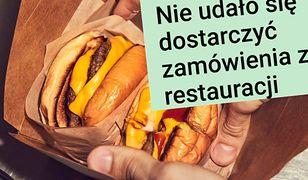 Kradzieże jedzenia to częsty problem w Uberze.