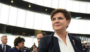 Po debacie w Parlamencie Europejskim. Gostyńska: Szydło wysłała dobry sygnał. Ale to nie wystarczy, by rozwiać wątpliwości KE