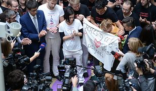 Protest lekarzy rezydentów rozszerza się na inne zawody medyczne