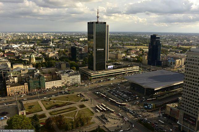 Pogoda. Warszawa. Środa, 26 sierpnia. Trochę słońca i burze