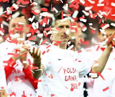 Najpopularniejszym piłkarzem wg FB był Robert Lewandowski