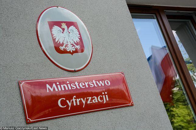 Do awarii serwisów odniosło się już Ministerstwo Cyfryzacji.
