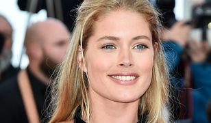 LOOK OF THE DAY: Doutzen Kroes w kreacji Brandona Maxwella