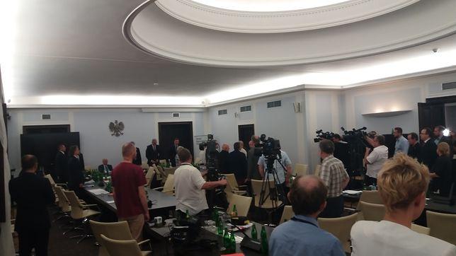 Senacka komisja zdecydowała ws. ustawy o SN