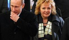 Wszystkie kobiety Putina!