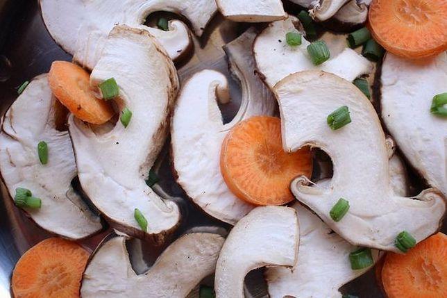 Shiitake - najzdrowsze grzyby świata