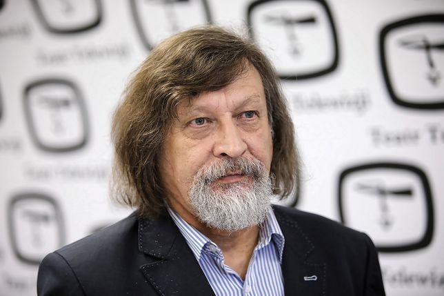Jan Maria Tomaszewski spotkał się z marszałkiem Senatu