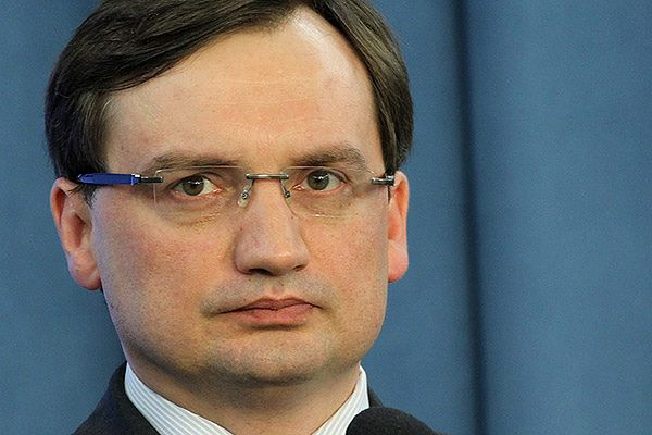 Zbigniew Ziobro: będę kandydował do polskiego parlamentu