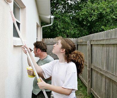 Czy warto samemu malować elewację