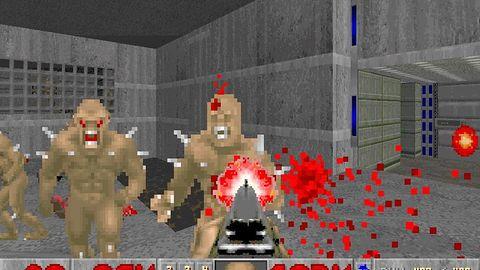 Nowy Doom to nie Doom 4. To po prostu Doom