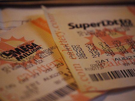 Te loterie przyciągają miliony