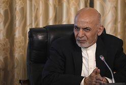 Afganistan. Ucieczka prezydenta Ghaniego. Talibowie szturmują Kabul