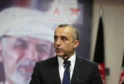 Afganistan. Wiceprezydent ogłosił się tymczasowym prezydentem kraju