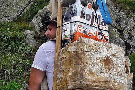 A ty co bierzesz w Tatry? Zdjęcie słowackiego górala może zawstydzić
