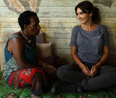 Dominika Kulczyk stara się dotrzeć w odległe i niebezpieczne miejsca i zmienić życie tamtejszych społeczności na lepsze