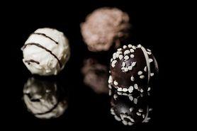 Cukierki nugatowe z migdałami