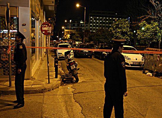 Zamach bombowy w Atenach. Zginął 15-letni chłopiec