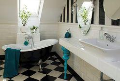 Prysznic czy wanna? Zużycie wody w łazience