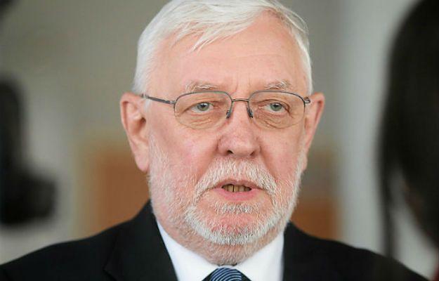 Prof. Jerzy Stępień: chcą do woli się nachapać