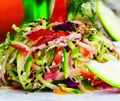 Zdrowe posiłki powinny być podstawą każdej codziennej diety.