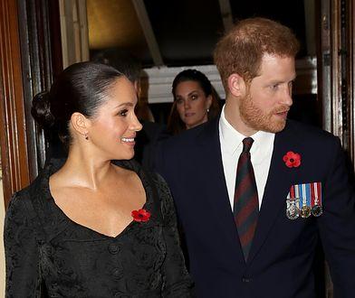 Meghan Markle i książę Harry spędzą święta inaczej, niż spodziewała sie tego królowa