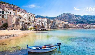 Plaże Sycylii są bardzo klimatyczne
