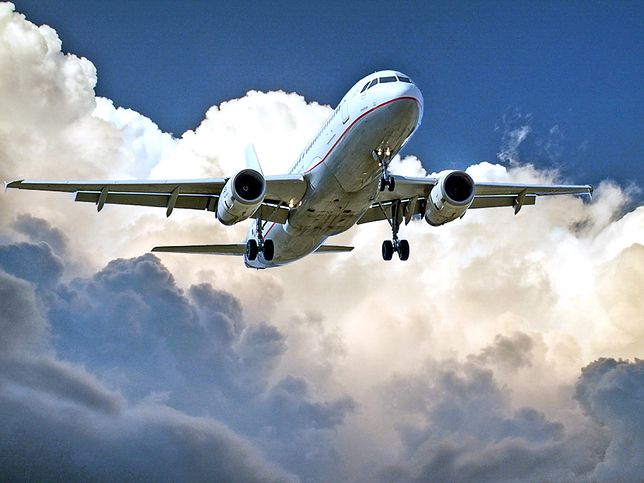 Japoński rządowy samolot został wystawiony na sprzedaż