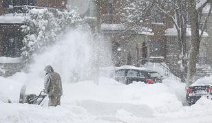 Pogoda długoterminowa na zimę 2020. Śnieżyce mogą doprowadzić do białych świąt