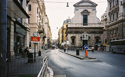 Zakazu wstępu dzieci do restauracji. Burza po decyzji właściciela lokalu w Rzymie