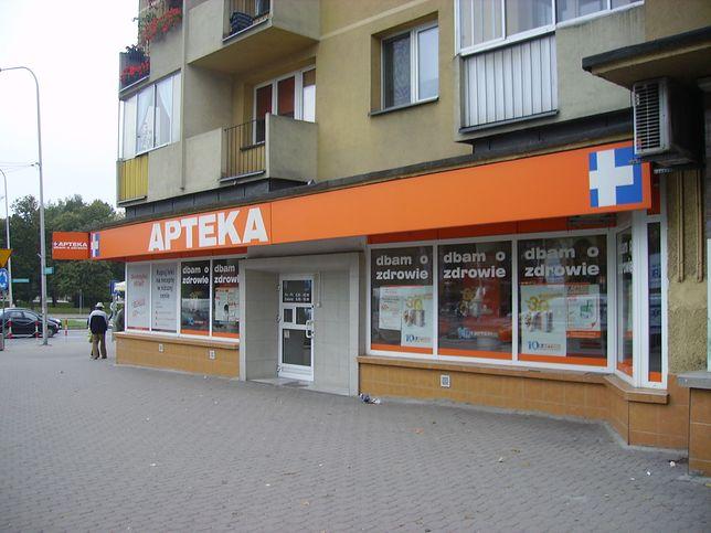 Seria ataków na apteki w Gdańsku. Rozpylono substancję o drażniącym zapachu