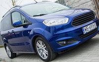 Ford Tourneo Courier - nie tylko dla kuriera [TEST]