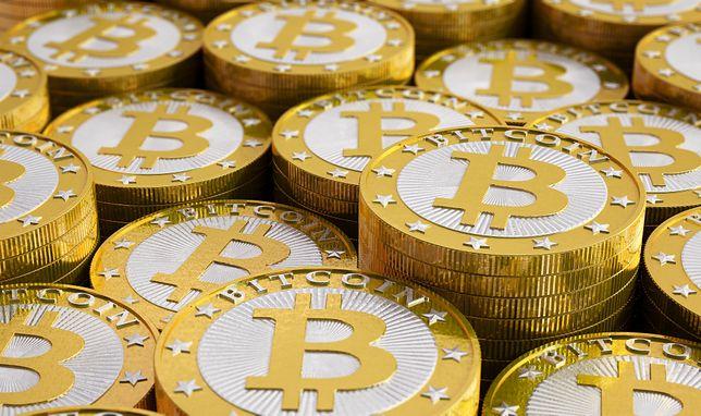 Stos bitcoinów