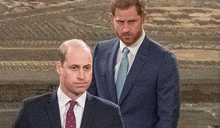 Między Williamem a Harrym nie jest dobrze