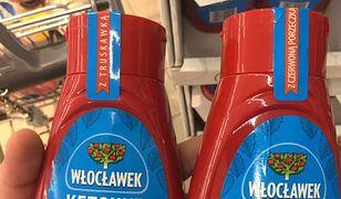 Truskawkowy keczup od firmy Włocławek. Internauci w szoku